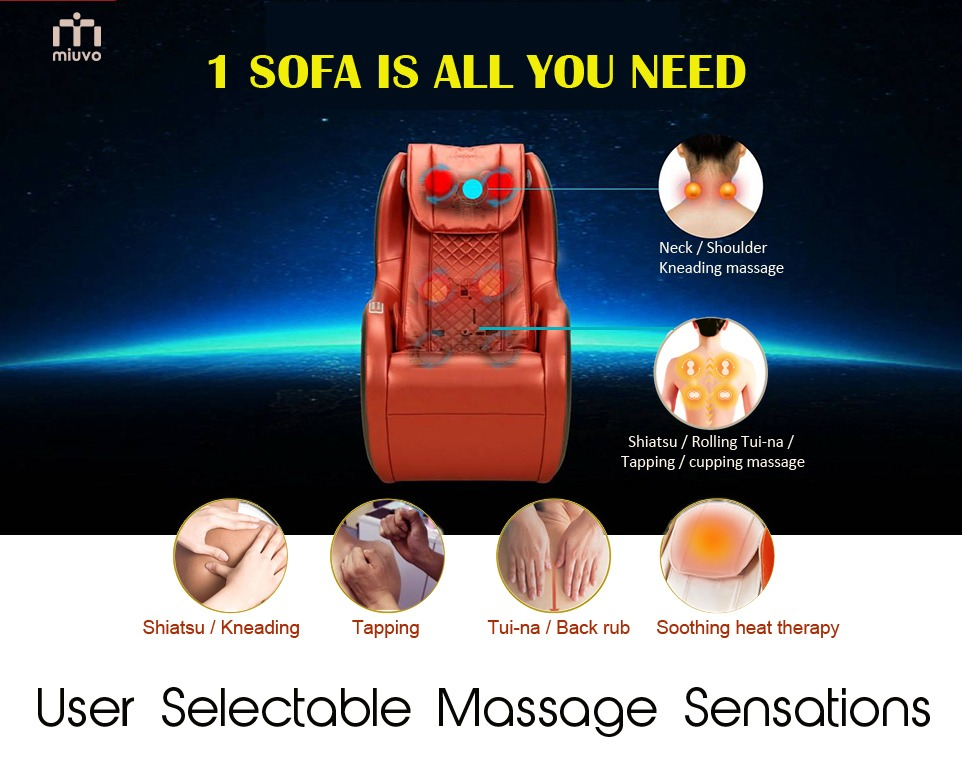 all-in-one massage chair