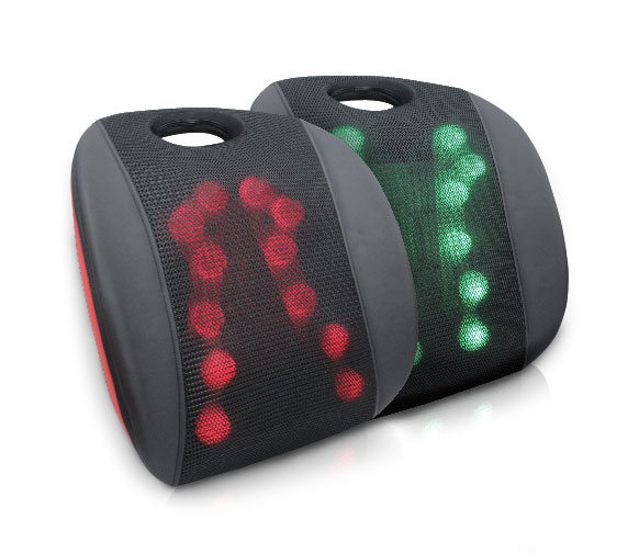 ContourKnead – 3D Back Support Massager