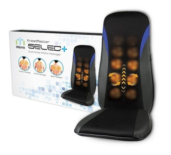 KneadMaster Select Dual mode Shiatsu Massager