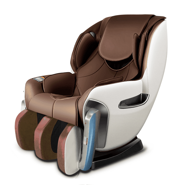 MiuDivine Full Function Compact Massage Chair Dark Mocha