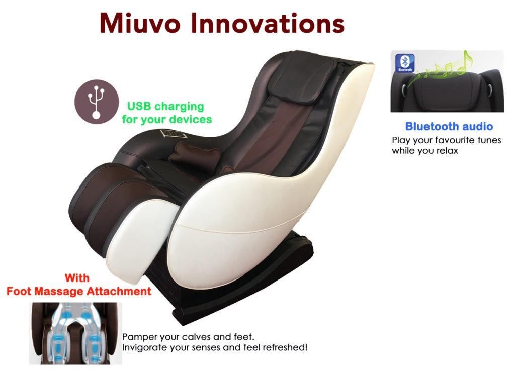 MiuDelight V2 Massage Chair
