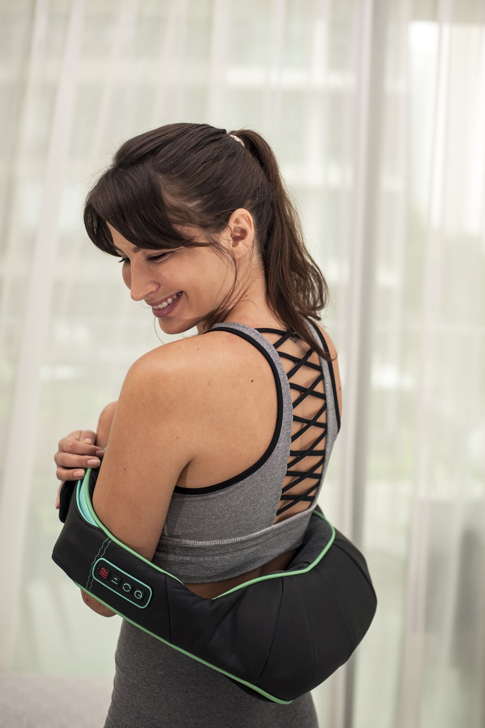 Power Rest Neck and Shoulder Massager