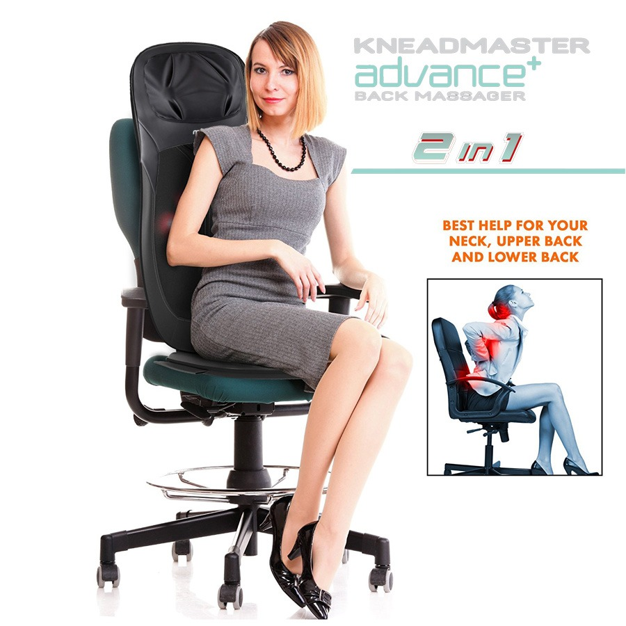 KneadMaster Advance Neck & Back Massager