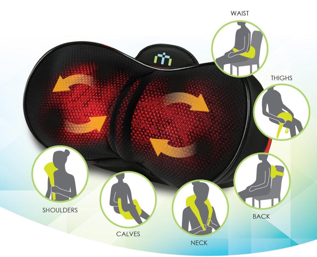 KneadGoGo portable massager