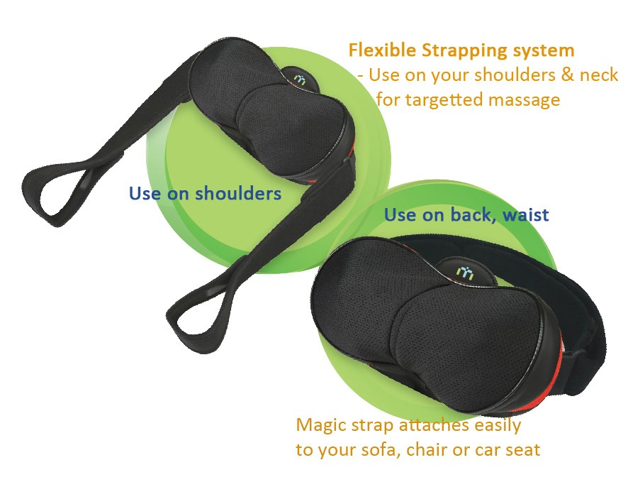 KneadGoGo portable massager