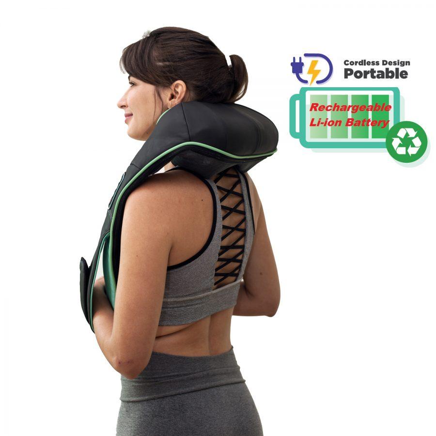 Power Rest Neck and Shoulder Massager