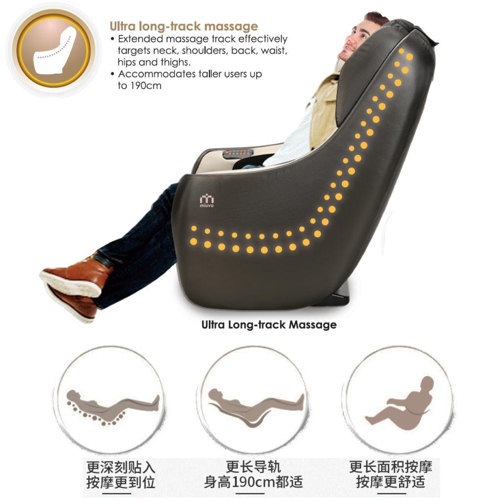 MiuDelight Massage Chair