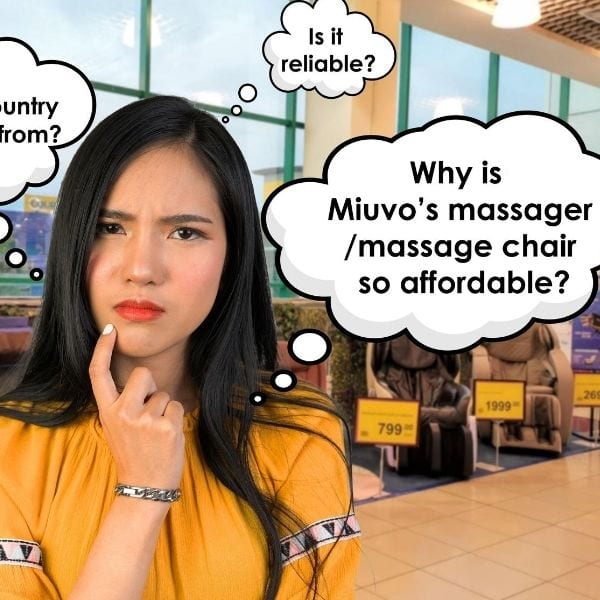 Miuvo's consumers' Frequently asked question on affordability of Miuvo products