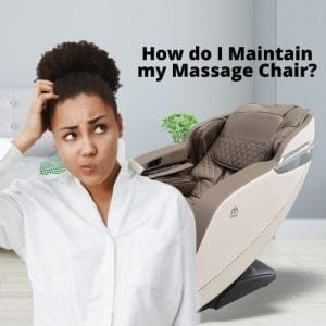 How do I maintain my Massage Chair Square