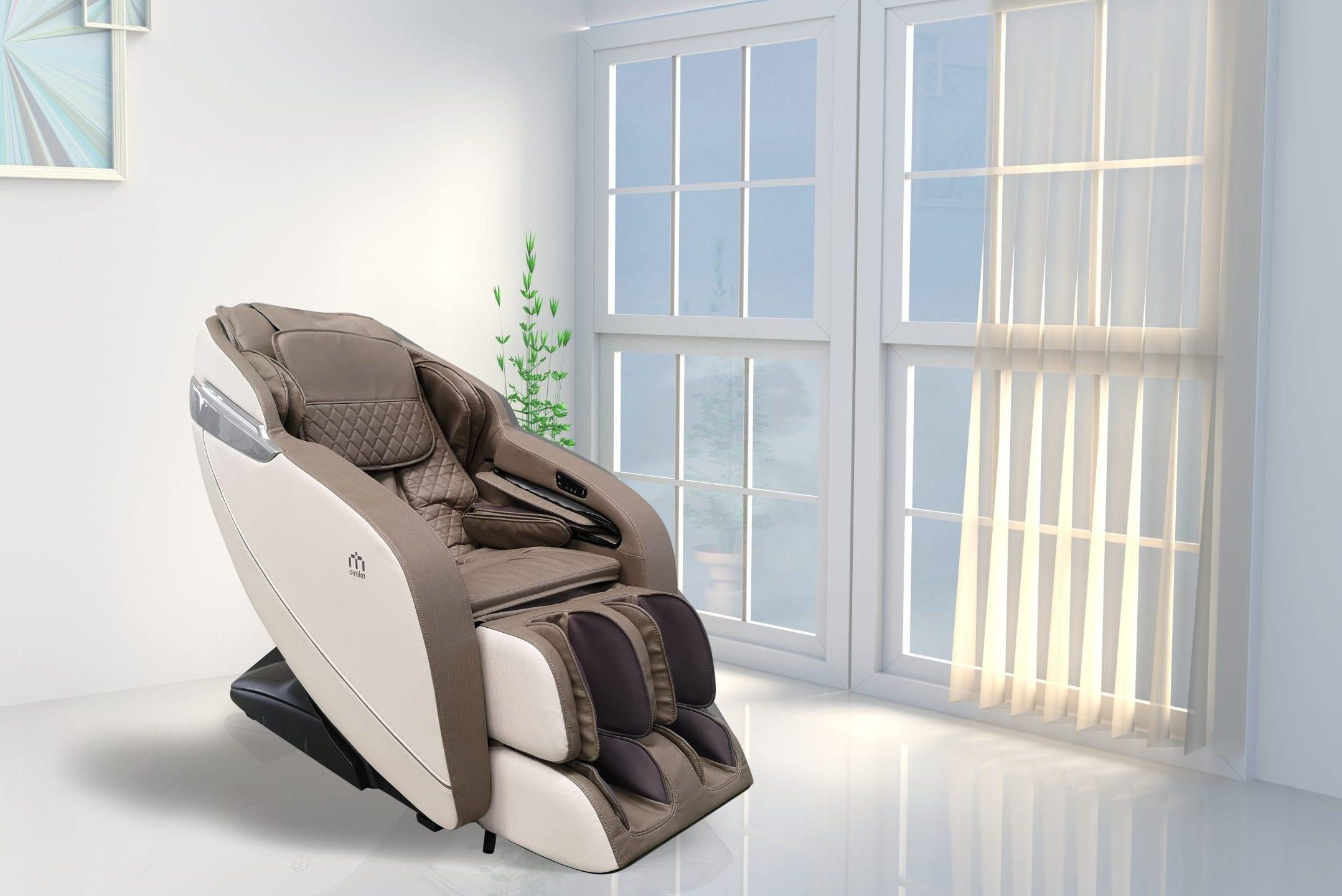 Avoid Direct sun exposure on massage chair