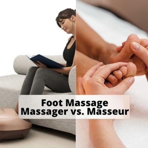 Massager machine or massage spa