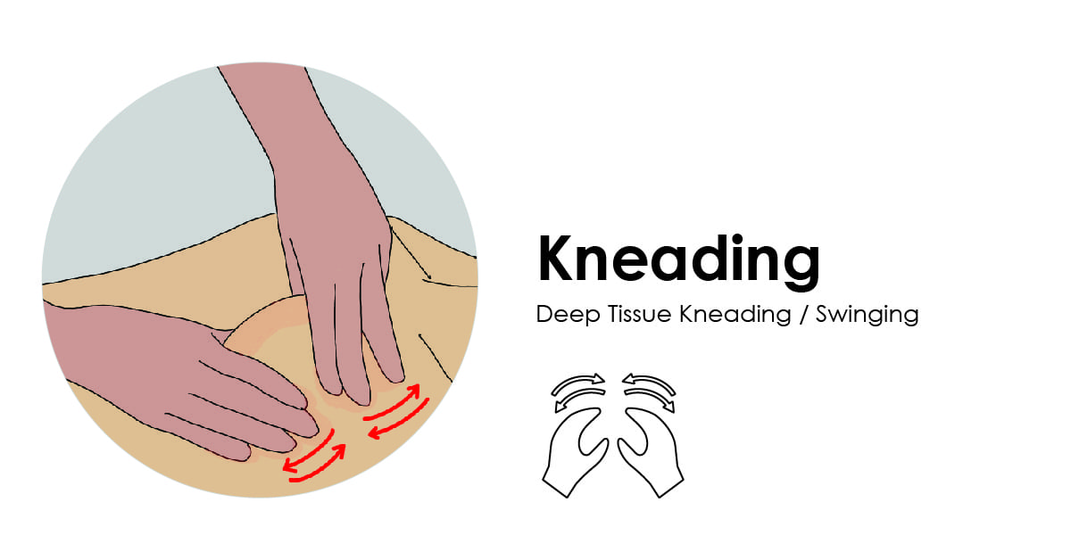 Kneading Massage