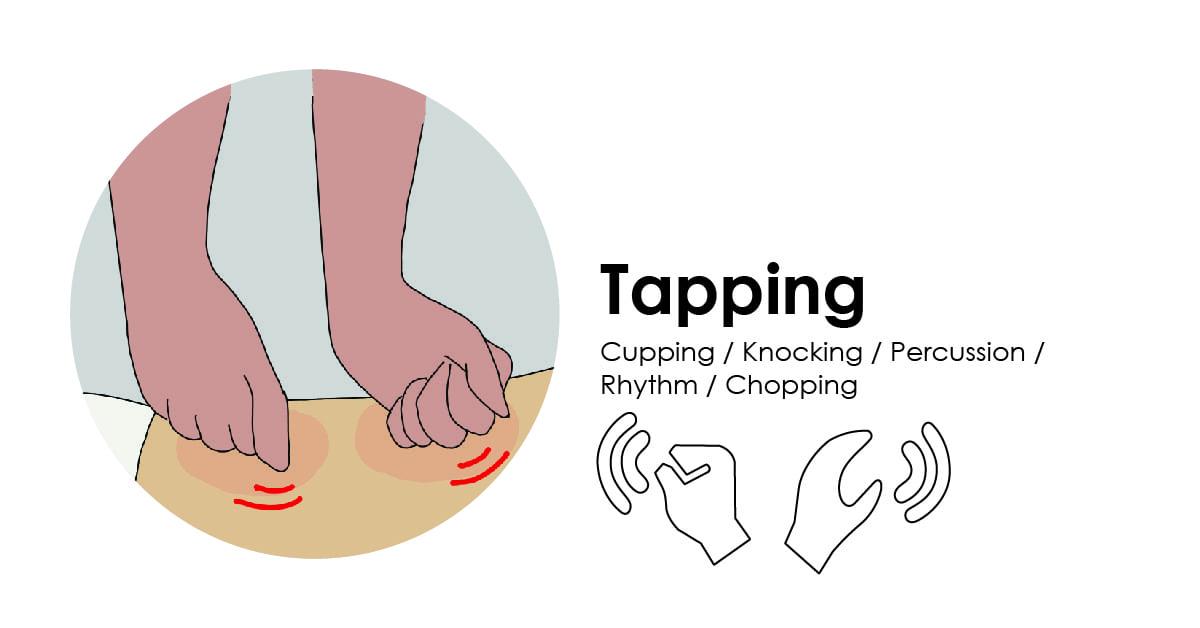 Tapping Massage
