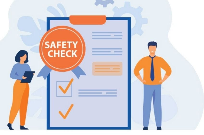 Quality standards and safety checks of product